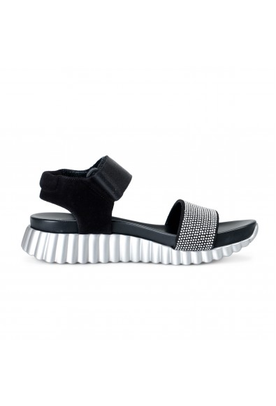 "Salvatore Ferragamo Women's ""SABAUDIA X"" Leather Sandals Shoes : Picture 2"