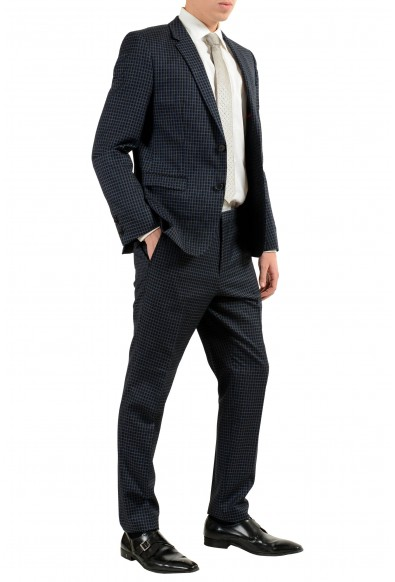"""Hugo Boss """"Astian/Hets"""" Men's Plaid Wool Two Button Suit: Picture 2"""