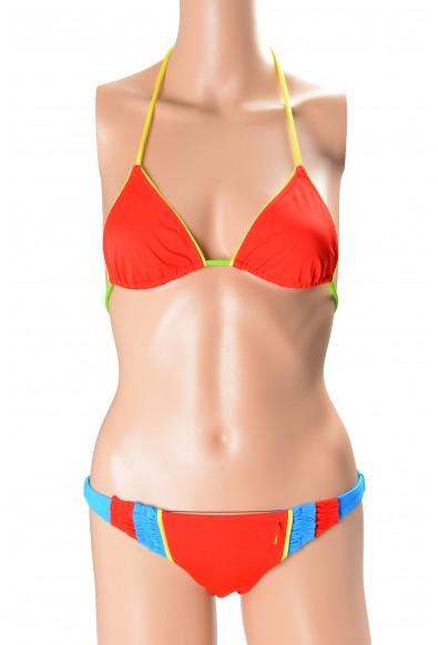 Dsquared2 Women's Multi-Color 2 Piece Swimsuit