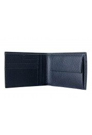 Gucci 100% Leather Navy Men's Bifold Wallet: Picture 3