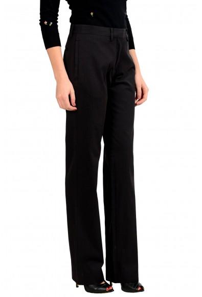 Maison Margiela 4 Women's Striped Black Casual Pants : Picture 2