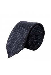 Hugo Boss Men's 100% Silk Geometric Print Tie
