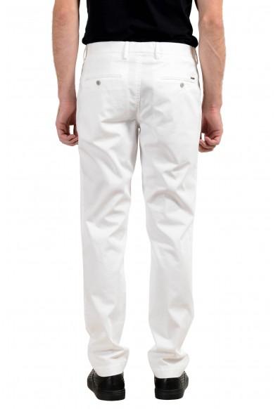 "Hugo Boss ""Stanino17-W_1"" Men's White Casual Pants : Picture 2"