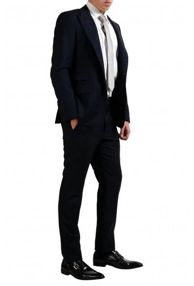 Prada Men's Wool Dark Blue Two Button Suit: Picture 2