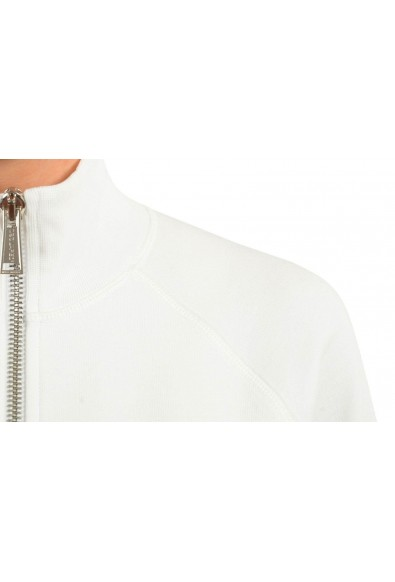 Dsquared2 Women's White Full Zip Track Jacket: Picture 2
