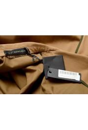 Versace Women's Brown Button Down Blazer Jacket Coat: Picture 4