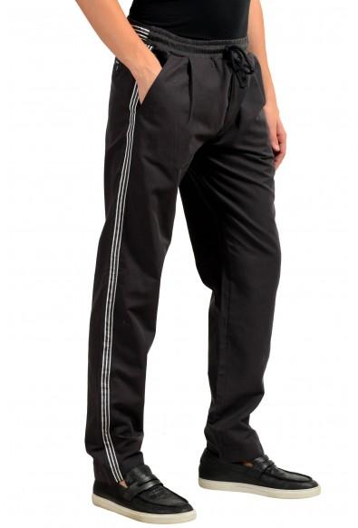 "Dolce & Gabbana ""Beachwear"" Men's Gray Casual Pants: Picture 2"