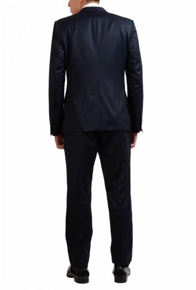 Dolce & Gabbana Men's 100% Wool Two Button Three Piece Suit: Picture 2