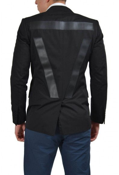 Givenchy Black Two Buttons Men's Blazer : Picture 2