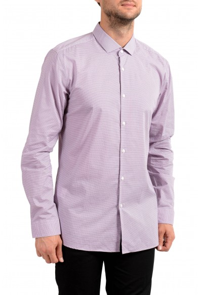 "Hugo Boss Men's ""Erondo"" Extra Slim Fit Long Sleeve Dress Shirt"