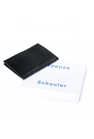 Proenza Schouler Women's Black 100% Leather Card Holder