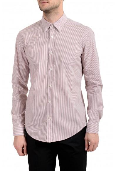 "Hugo Boss ""Rog_53"" Men's Slim Multi-Color Long Sleeve Casual Shirt"