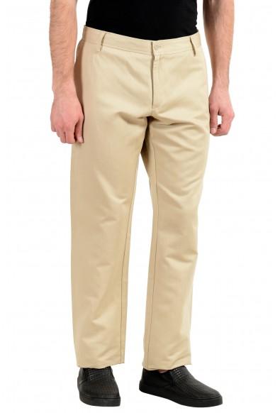 Just Cavalli Beige Men's Casual Pants : Picture 2