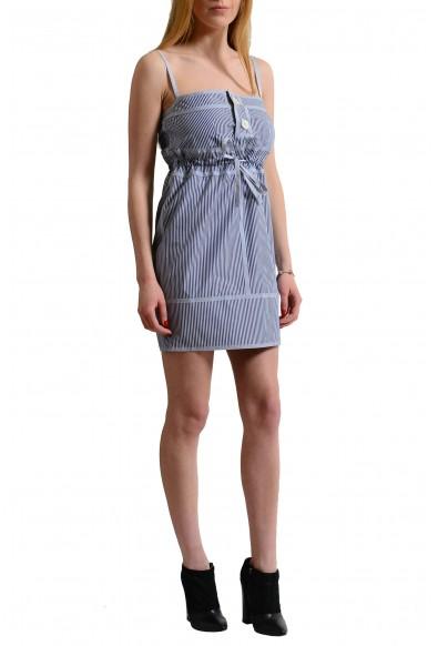 Dsquared2 Multi-Color Striped Women's Sheath Dress: Picture 2