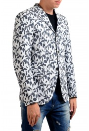 Jil Sander Men's Multi-Color Three Button Blazer Sport Coat: Picture 2
