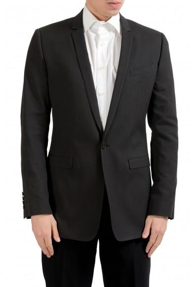 "Dolce & Gabbana ""Gold"" Men's Brown Silk Blazer Sport Coat"