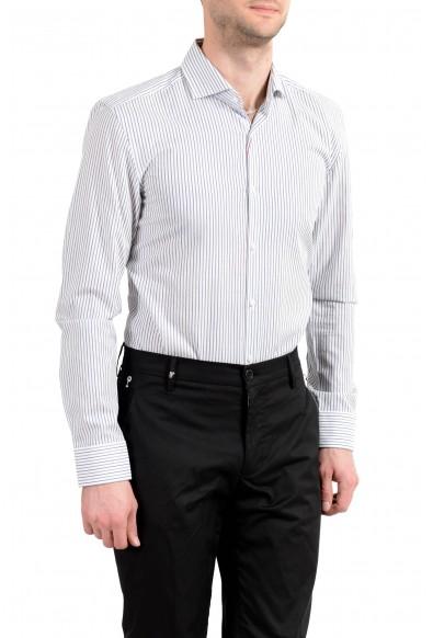 Hugo Boss Men's C-Jason Slim Fit Striped Long Sleeve Dress Shirt: Picture 2