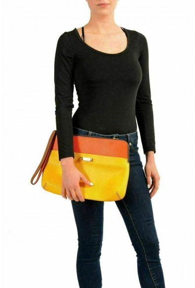Dsquared2 Leather Multi-Color Women's Wristlet Clutch Bag: Picture 2