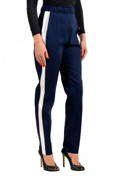 "Hugo Boss Women's ""Herani"" Dark Blue Casual Pants: Picture 2"
