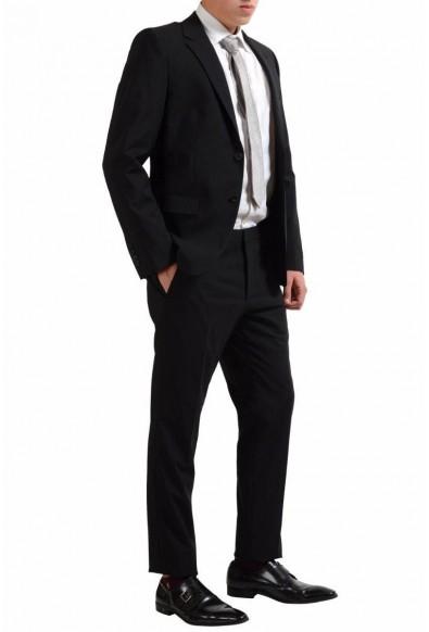 Prada Wool Black Two Button Men's Suit: Picture 2