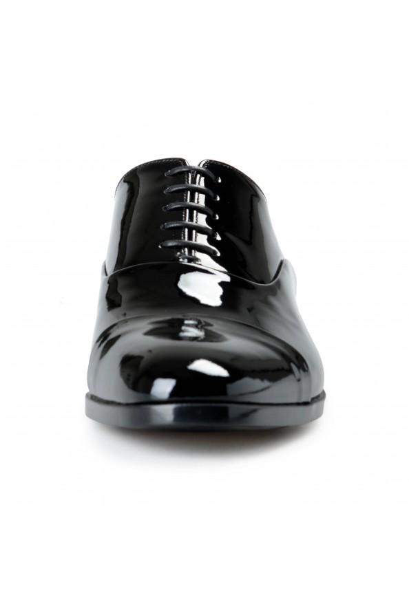 "Hugo Boss Men's ""Portland_Oxfr_pactns"" Black Patent Leather Oxfords Shoes: Picture 8"