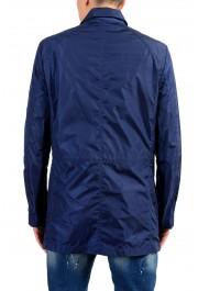 Malo Navy Full Zip Men's Windbreaker Jacket : Picture 3