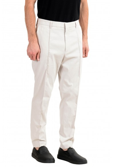 """Hugo Boss """"Paco-WG"""" Men's Off White Casual Pants : Picture 2"""