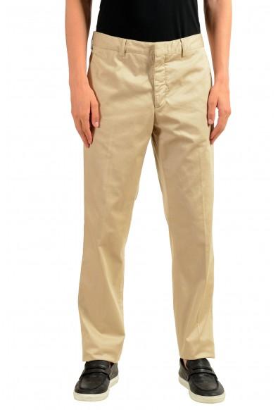 Prada Men's Beige Casual Pants