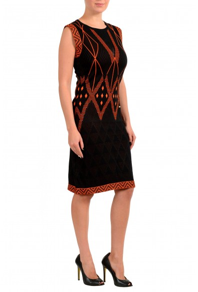 Just Cavalli Women's Multi-Color Knitted Bodycon Dress : Picture 2