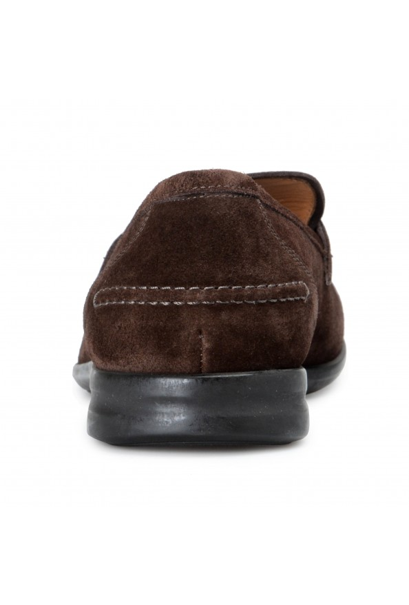 "Salvatore Ferragamo Men's ""Tangeri 2"" Brown Suede Leather Slip On Loafers Shoes: Picture 8"
