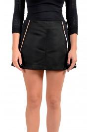 Just Cavalli Women's Black Mini Skirt