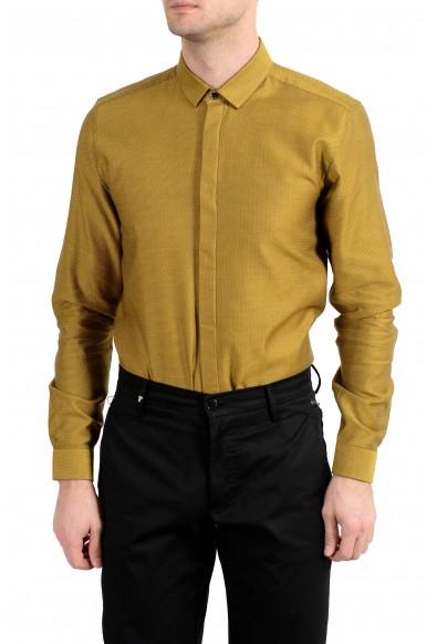 "Hugo Boss ""Etran"" Men's Extra Slim Long Sleeve Dress Shirt: Picture 2"