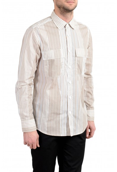 "Hugo Boss ""Robus_1"" Men's Regular Fit Long Sleeve Casual Shirt: Picture 2"