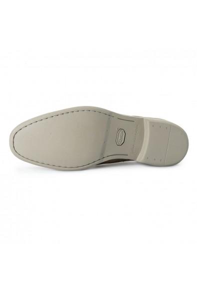John Varvatos Men's Dylan Sidegore Leather Slip On Loafers Shoes: Picture 2