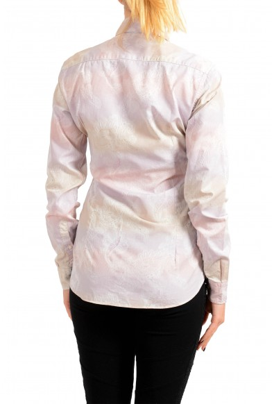 Etro Women's Multi-Color Button Down Blouse Shirt : Picture 2