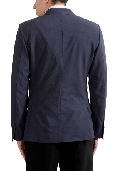 Dolce & Gabbana Men's Off Blue Light Two Button Blazer Sport Coat: Picture 2