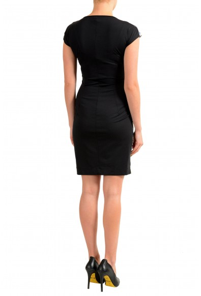 Just Cavalli Multi-Color Short Sleeve Women's Bodycon Stretch Dress: Picture 2