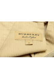 Burberry Men's Beige Casual Shorts: Picture 4