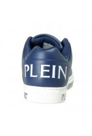 "Plein Sport ""Julian"" Blue Fashion Sneakers Shoes: Picture 6"