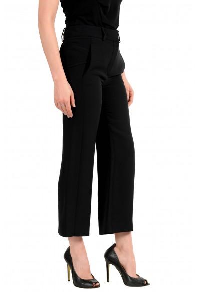 Versace Women's Black 100% Silk Pants : Picture 2