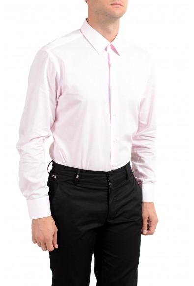 "Hugo Boss Men's ""Enzo"" Regular Fit Plaid Long Sleeve Dress Shirt: Picture 2"