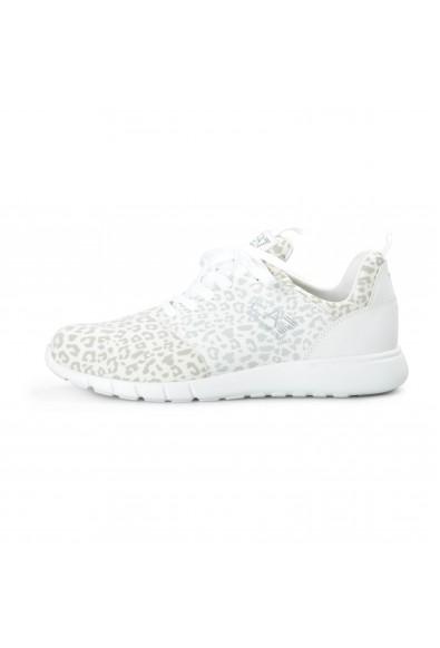 Emporio Armani EA7 Men's Gray Fashion Sneakers Shoes: Picture 2