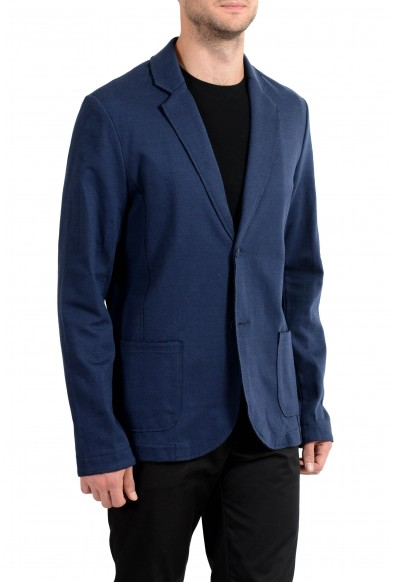 "Hugo Boss ""Wacante"" Men's Blue Stretch Two Button Blazer Sport Coat: Picture 2"
