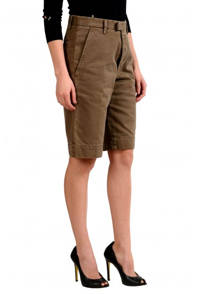 Dsquared2 Women's Khakis Casual Shorts : Picture 2