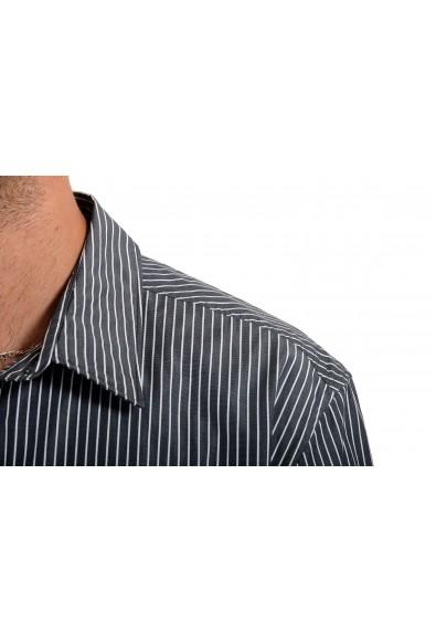 Yves Saint Laurent Men's Striped Long Sleeve Dress Shirt : Picture 2