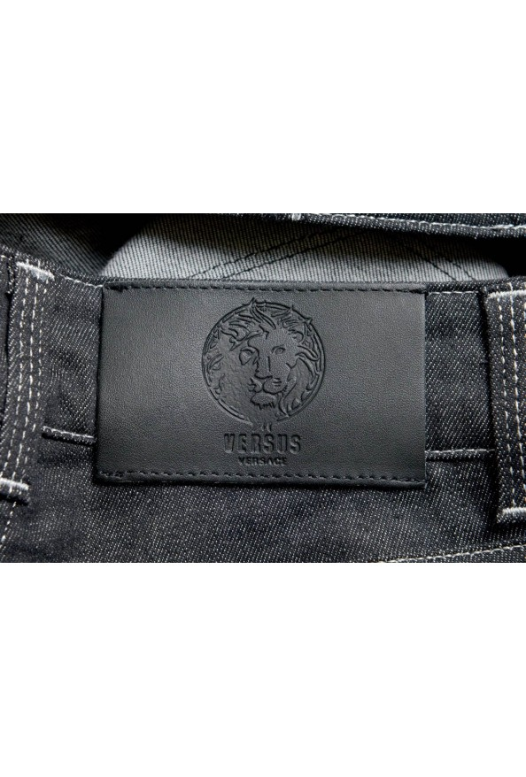 Versace Versus Gray Slim Fit Women's Jeans: Picture 5