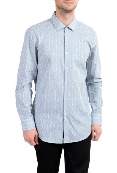 """Hugo Boss """"Jenno"""" Men's Slim Multi-Color Long Sleeve Dress Shirt"""