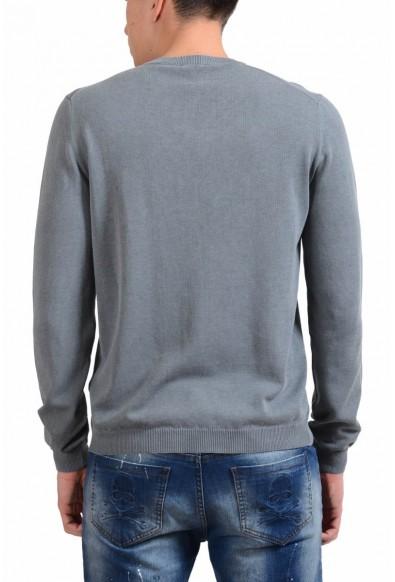 Malo V-Neck Men's Faded Gray Sweater: Picture 2