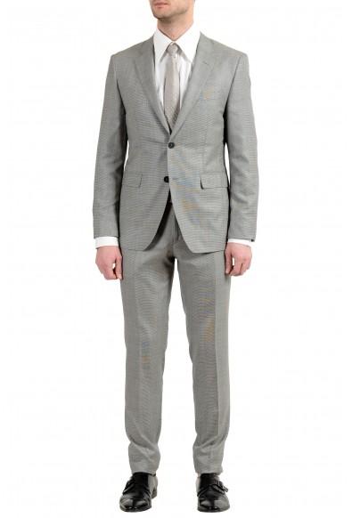 "Hugo Boss ""T-Royston/Wain1"" Men's Silk Wool Two Button Suit"