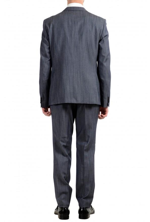 "Hugo Boss ""Reymond/Wenten"" Men's 100% Wool Two Button Suit: Picture 10"